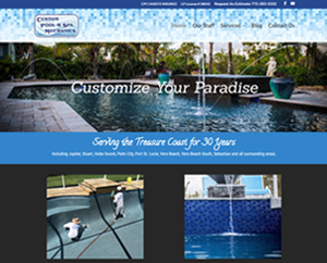 Custom Pool & Spa Mechanics Inc.